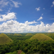 Chocolate Hills, Filipíny