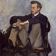 Frederic Bazille (1867)